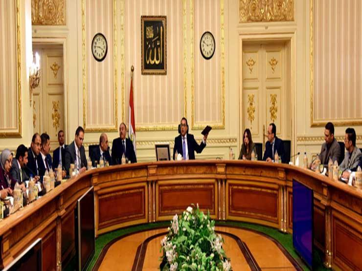 """9 قرارات لمجلس الوزراء.. أبرزها منحة 4 ملايين يورو من """"التنمية الأفريقي"""""""