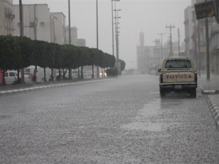 """""""التنبؤ بالفيضان"""" يعلن موعد انتهاء موجة الطقس السيئ وسقوط الأمطار"""