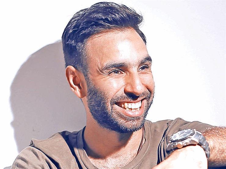 """أحمد الشامي يهنئ محمد منير بـ""""طاق طاقيه"""""""