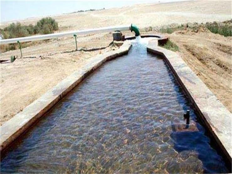 """""""الري"""": تنفيذ حزمة من الأعمال بإدارة المياه الجوفية بالوادي الجديد"""