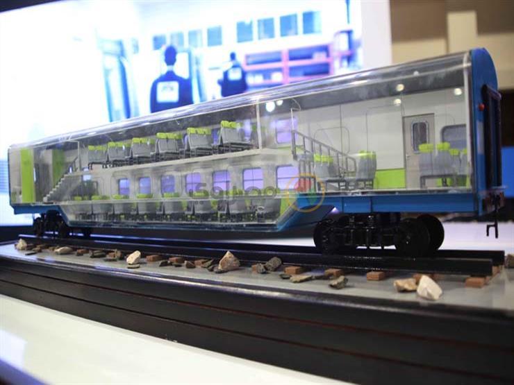"""ينتهي تنفيذها في سبتمبر 2019.. تعرّف على عربة القطار """"أم دورين"""" (فيديو)"""