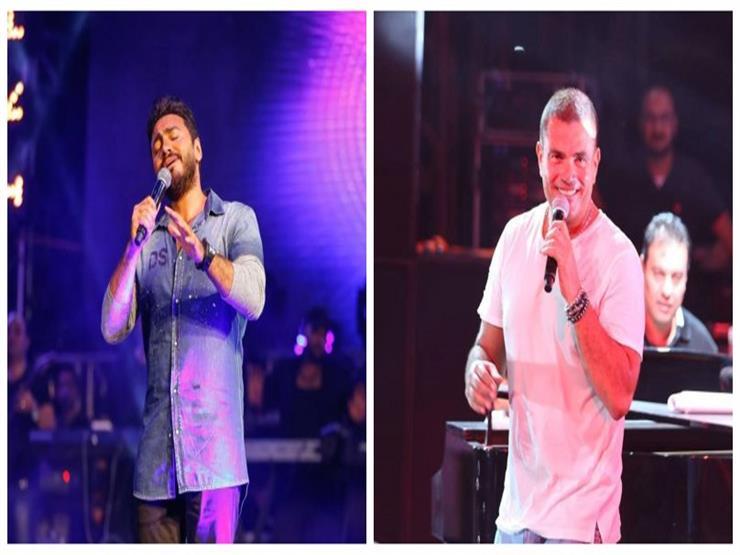 تعرف على سعر تذكرة حفلي عمرو دياب وتامر حسني في شرم الشيخ