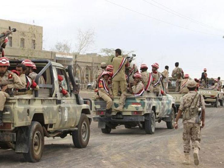 القوات المشتركة اليمنية تواصل تقدمها في الضالع جنوبي اليمن