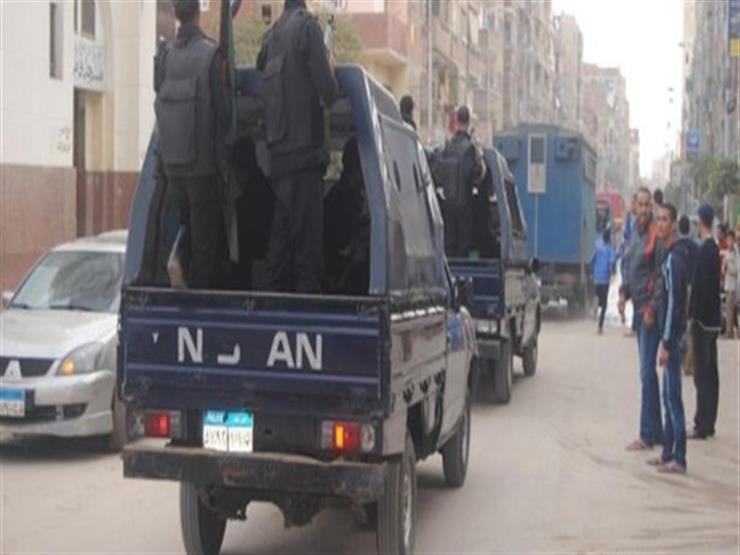 القبض على 16 مشتبها به في حملة بشارع فيصل