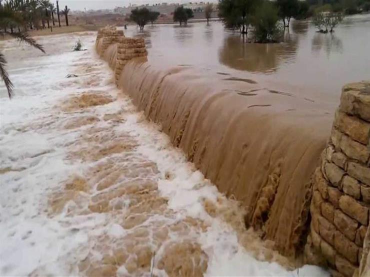 """""""عمليات جنوب سيناء"""": استمرار غلق طريق """"وادي فيران - سانت كاترين"""" بسبب السيول"""