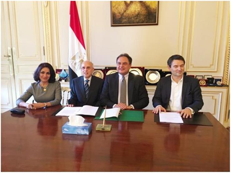 """وزير التعليم العالي: إنشاء مشروع """"دار مصر"""" بالمدينة الجامعية الدولية في باريس"""