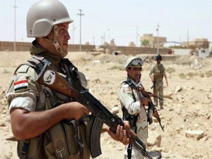 مقتل 3 جنود عراقيين في اشتباكات مع داعش على حدود سوريا