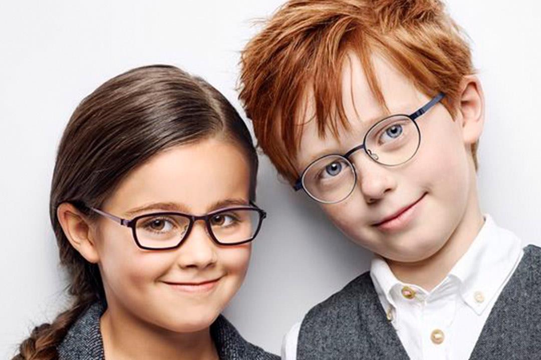 cf04de394 للأطفال إطارات نظارات معدنية تناسب الوجه صور - اخبار