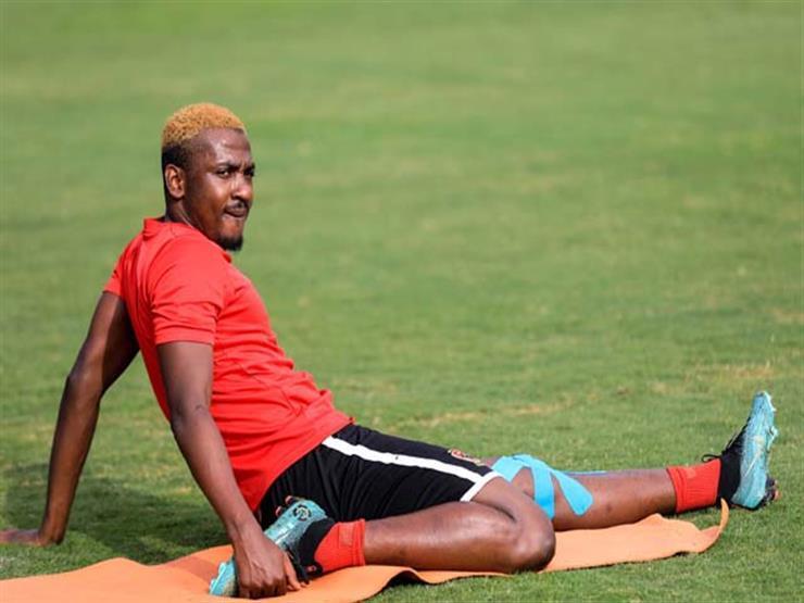 مدرب منتخب نيجيريا الأولمبي لمصراوي: سأضم أجايي لو تأهلنا للأولمبياد