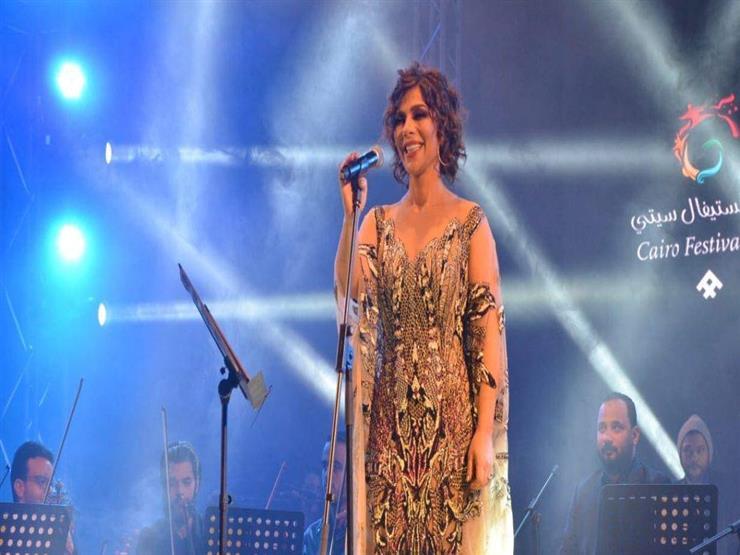 """""""فستاني من 6 بطانات"""".. أصالة تسخر من فستان رانيا يوسف في حفل التجمع"""