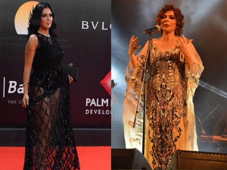 بالفيديو.. كيف ردَّت رانيا يوسف على سخرية أصالة من فستانها؟