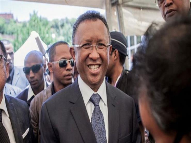 رئيس مدغشقر يشيد بدور مصر الريادي في القارة الأفريقية
