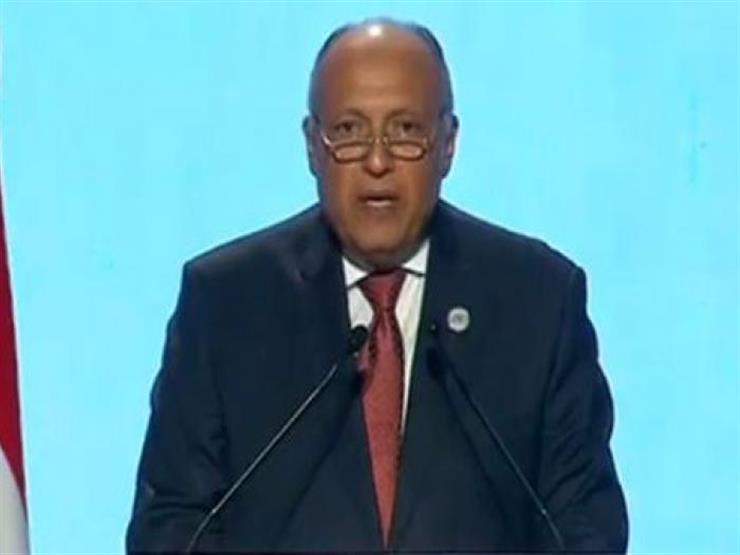 وزير الخارجية: منتدى أفريقيا منصة واعدة للفرص الاستثمارية والتجارية