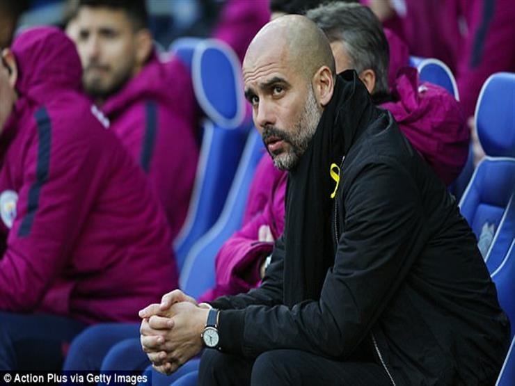 جوارديولا يوضح: ماذا سيحدث إذا خسر السيتي من ليفربول؟