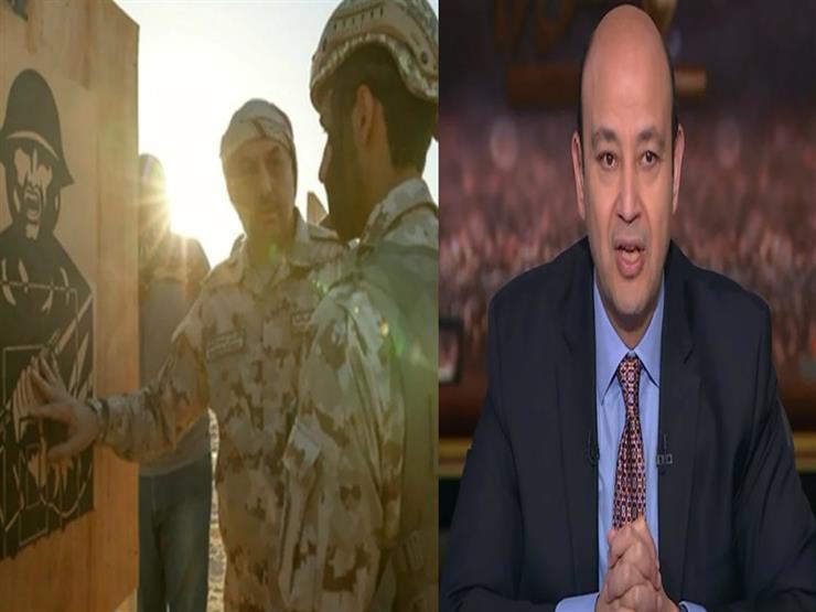"""3 أخطاء كارثية.. """"أديب"""" يسخر من فيديو لوزير الدفاع القطري -فيديو"""