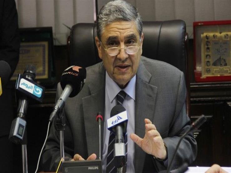 وزير الكهرباء يغادر إلى الكويت للمشاركة في مؤتمر إعادة إعمار...مصراوى