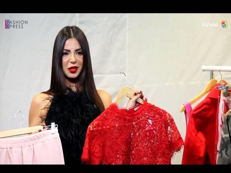"""بالفيديو- اكسري قواعد الموضة في أولى حلقات """"fashion express"""" مع رشا رشاد"""