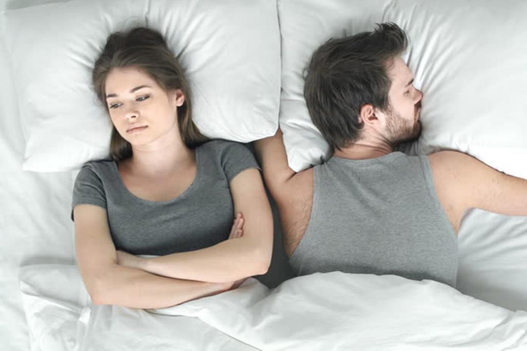 الأعضاء التناسلية ليست مسؤولة عن الشعور بالرغبة الجنسية