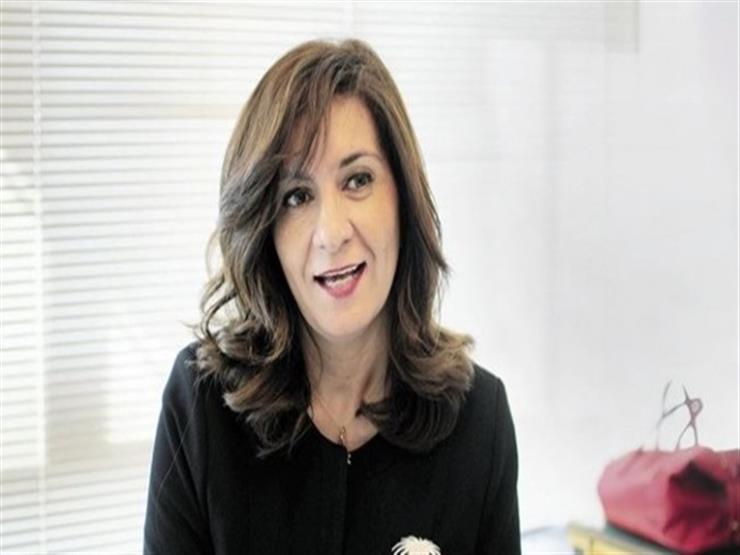 """وزيرة الهجرة: """"مصر تستطيع.. بأبناء النيل"""" برعاية الرئيس السيسي"""