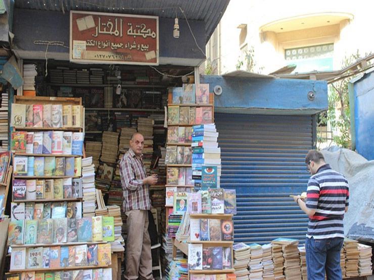 ارتفاع أسعار الكتب الخارجية ينعش سوق المستعمل