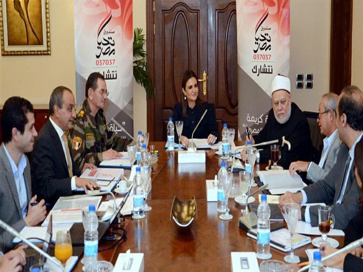 """""""تحيا مصر"""": 7.5 مليار جنيه إجمالي التبرعات للصندوق"""