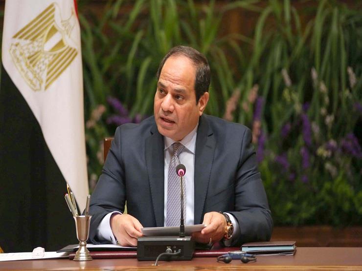 السيسي يصدر قرارًا بشأن خريطة تنمية أراضي الدولة