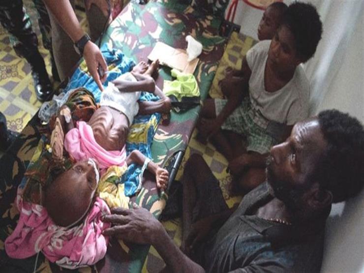 أطفال أرض الذهب في إندونيسيا يعانون من المجاعة
