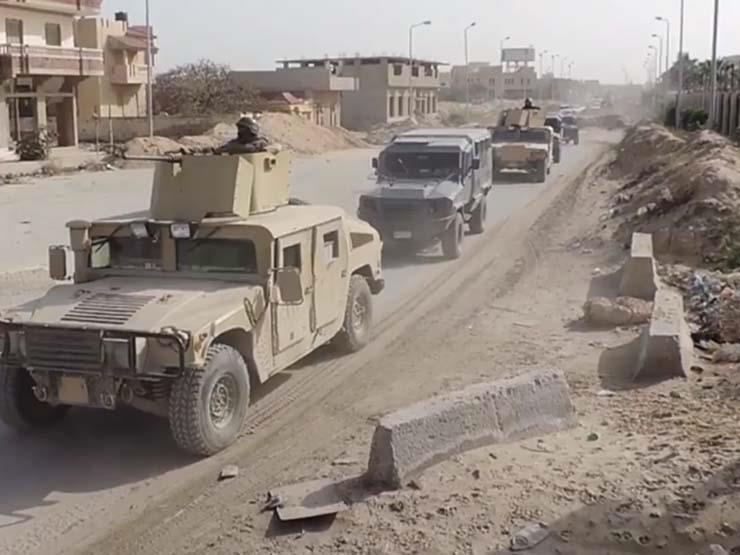 """""""البيان 6"""" للقوات المسلحة العملية"""