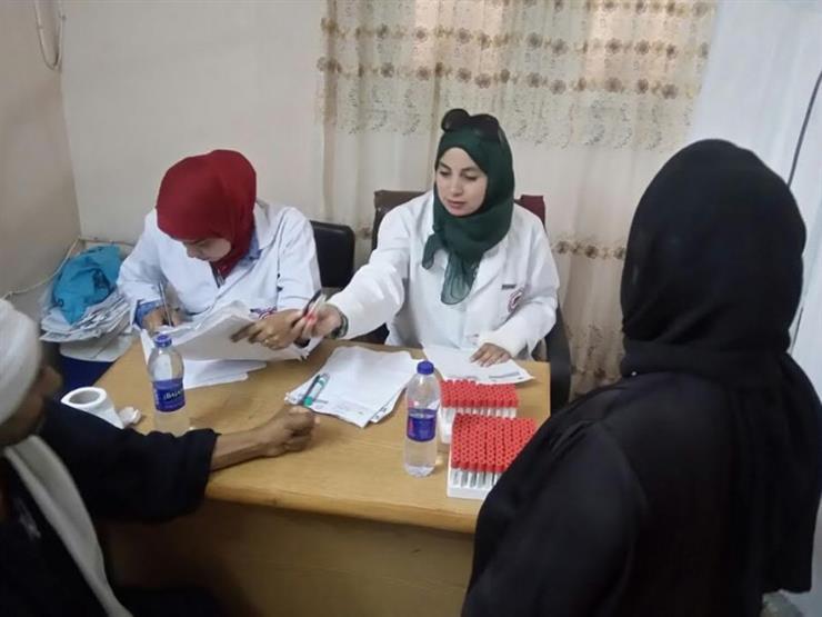 """الصحة: الكشف على 6500 مواطن في أول يوم لحملة """"فيروس سي"""""""
