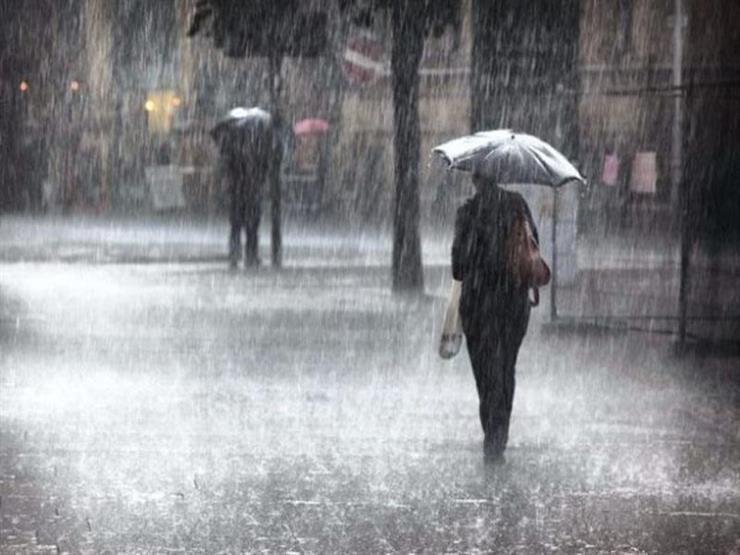 الأرصاد تحذر من طقس السبت.. رياح وأمطار وانخفاض بدرجات الحرا...مصراوى