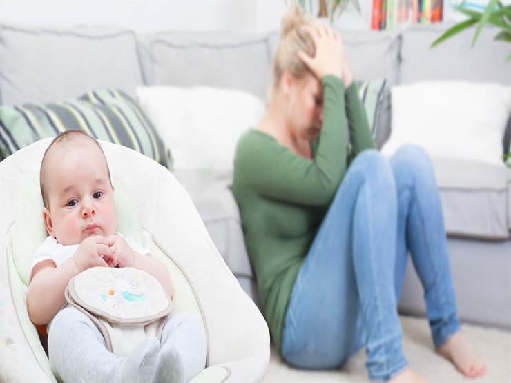 تعرف على تأثير اكتئاب ما بعد الولادة على الأطفال