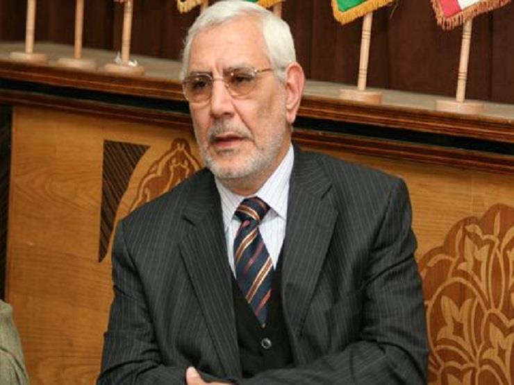 أثناء مداهمة منزله.. ماذا وجدت الداخلية مع عبدالمنعم أبوالفتوح؟