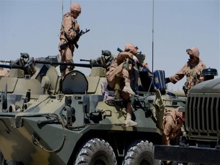وصول وفد عسكري روسي إلى شمال شرق سوريا
