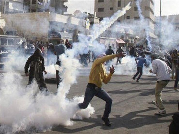 الصحة الفلسطينية : 9 إصابات في مواجهات مع الاحتلال الإسرائي...مصراوى