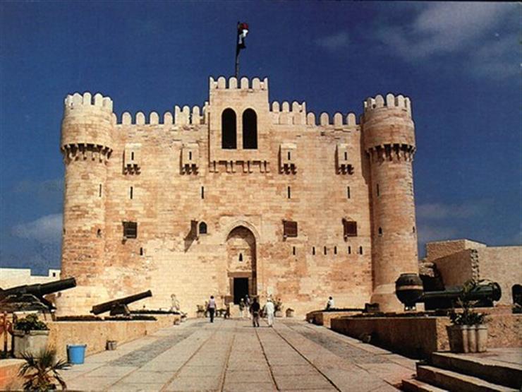 قلعة قايتباي تبدأ استقبال طلاب المدارس الحكومية بالمجان...مصراوى