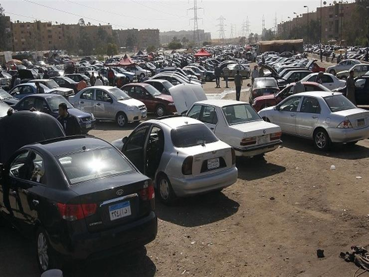 تعرف على أسعار أبرز السيارات المستعملة في سوق الجمعة...مصراوى