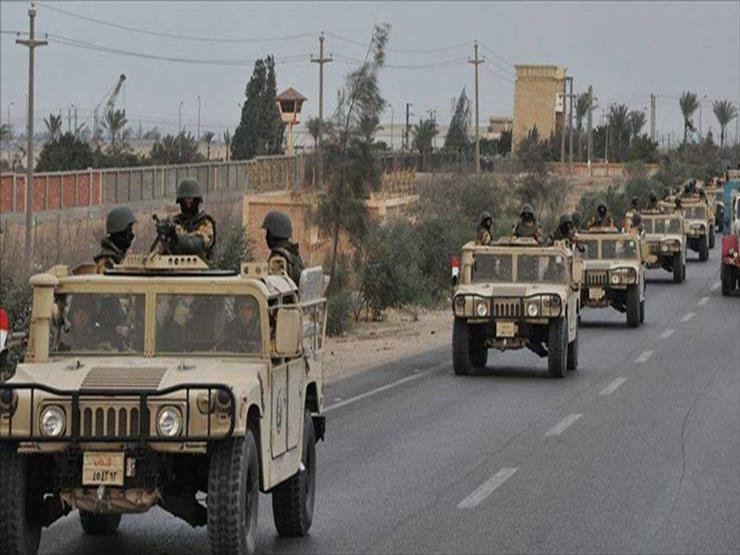 """الجيش يعلن البيان العاشر للعملية """"سيناء 2018"""": استشهاد صف ضابط ومجندين"""