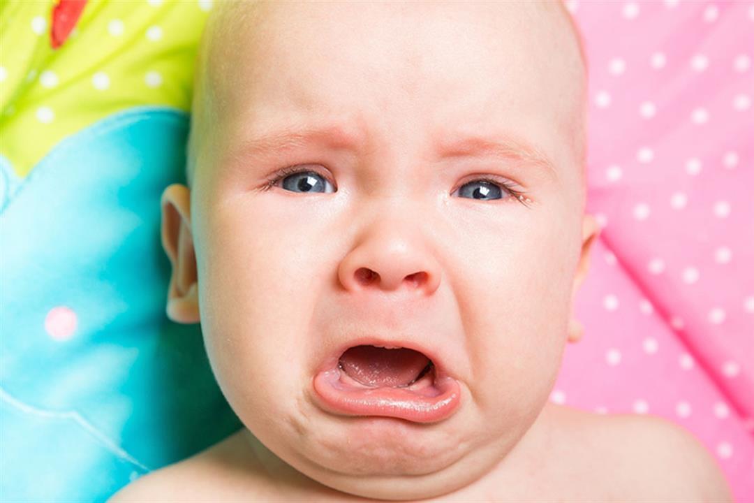 8 فوائد لبكاء الطفل (فيديوجرافيك)
