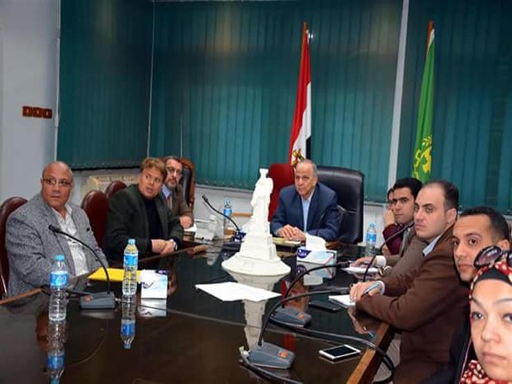 محافظ القليوبية يعقد اجتماعًا لمتابعة تطوير ميدان المحطة بـ...مصراوى