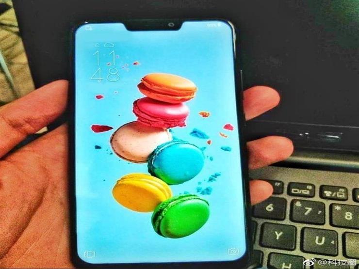 df062de52645a صور.. آسوس تستعد للإعلان عن هاتف نسخة طبق الأصل من آيفون X