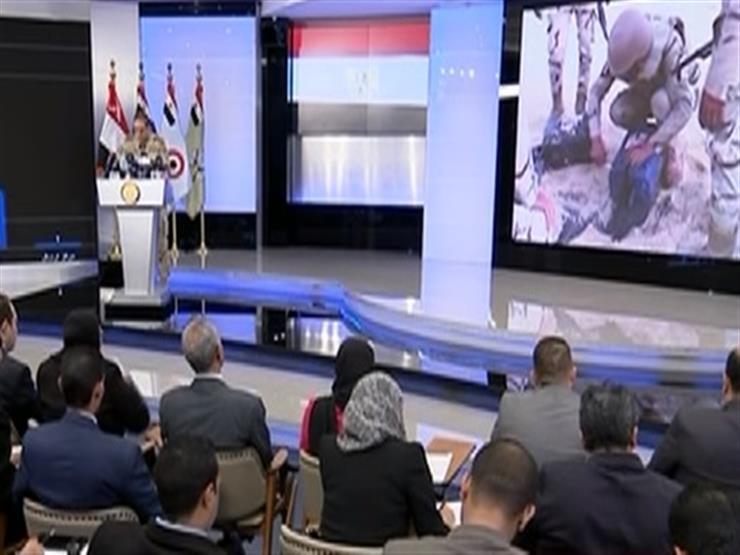 المتحدث العسكري: العملية الشاملة بسيناء 2018 ستنتهي باتمام أهدافها