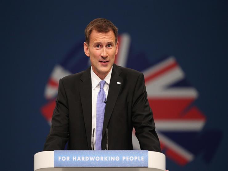 وزير الصحة البريطاني: لن ننضم إلى اتحاد جمركي بعد خروجنا من الاتحاد الأوروبي