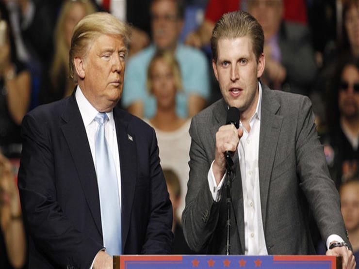 """تحويل كلمة نجل ترامب عن السياسة الخارجية إلى """"حوار ودي"""""""