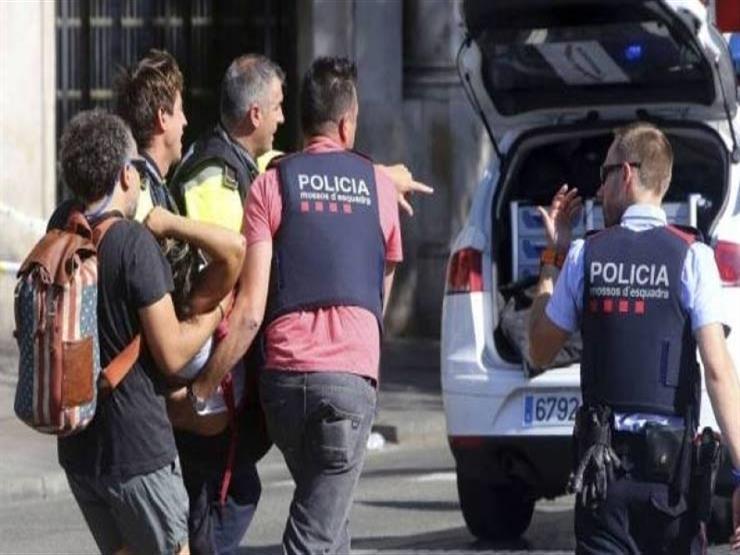 السلطات الفرنسية تبدأ التحقيق مع أحد المتهمين في هجمات برشلونة