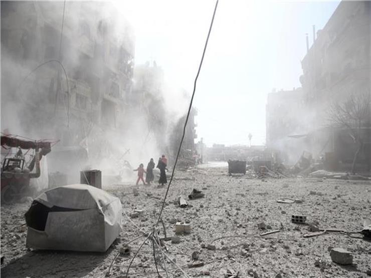 المرصد السوري: 3 قتلى و12 جريحا جراء تجدد قصف الغوطة