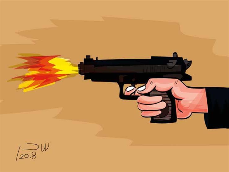 """""""أنبوبة"""" يطلق الرصاص علي نجل خالته بسبب الخلافات العائلية في شبرا"""
