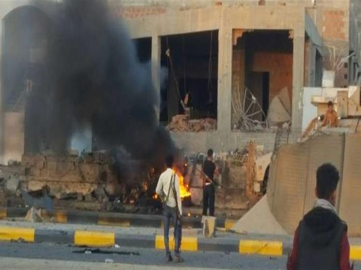 العربية: قتلى وجرحى في تفجيرات قرب معسكر مكافحة الإرهاب جنوب عدن