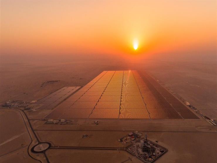 موقع طاقة: مصر تنشئ أكبر حديقة لإنتاج الطاقة الشمسية في أسوان
