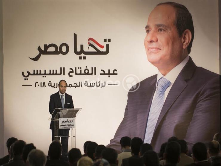 """أمين """"دعم مصر"""": اندماج الحملات المؤيدة للسيسي قرار وطني"""