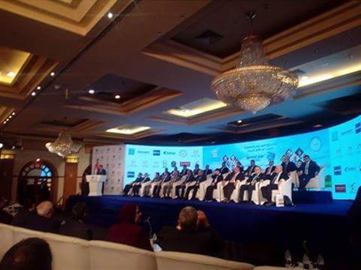 """افتتاح مؤتمر """"مصر تستطيع بأبناء النيل"""" في الأقصر"""